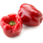 Photo of Capsicum - Red - 2nd Quality