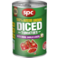 Photo of Spc Diced Tomatoes With Onion Garlic & Basil 400g