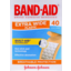 Photo of Band-Aid Brand Extra Wide Plastic Strips 40 Pack