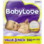 Photo of Babylove Baby Wipes 240pk