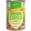 Photo of Chefs Choice - Brown Lentils - 400g