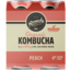 Photo of Remedy Multi Organic Kombucha Peach 4x250ml