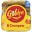 Photo of Golden Crumpet Rounds 6pk