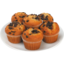 Photo of Muffins Banana Choc Chip 6 Pack