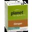 Photo of Planet Organic - Ginger - 25 Tea Bags