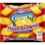 Photo of Birds Eye Golden Crunch Hash Browns 800g