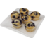 Photo of Blueberry Muffins 6 Pack