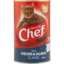 Photo of Chef Cat Food Chicken & Salmon 690g