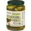 Photo of Woodstock Organic Bite-Sized Kosher Baby Dill Pickles