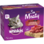 Photo of Whiskas Oh So Meaty Meat Cuts 12pk X 85g