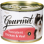 Photo of Gourmet Dog Food Chicken & Veal 185g