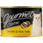 Photo of Gourmet Cat Food Classic Chicken 185g