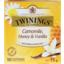 Photo of Twinings Camomile Honey & Vanilla 10pk 15g