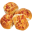 Photo of Your Bakery Roll Cheese & Bacon 4pk 300gm