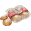 Photo of The Happy Donut Co Raspberry Flavoured Filling Jam Donuts 4 Pack 290g