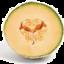 Photo of Cantaloupe - Half