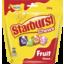 Photo of Wrigley's Starburst Original Fruit Chews Lollies Large Bag 235g