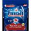 Photo of Finish Dishwasher Tablets Lemon 27 Pack 27pk