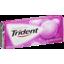 Photo of Trident Bubble Gum Sugar Free Gum - 18 Ct