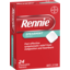 Photo of Rennie Indigestion And Heartburn Relief Spearmint 24 Chewable Tablets