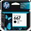 Photo of Ink Hp 667 Black