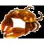 Photo of Plush Brown Crab 16cm