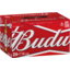 Photo of Budweiser Beer Bottles