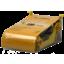 Photo of Zebra Black Ribbon - Compatible with Zebra ZXP3 Printer