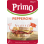 Photo of Primo Thinly Sliced Pepperoni Hot Salami 80g