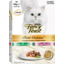 Photo of Purina Fancy Feast Petit Cuisine With Grlled Turkey & Liver & With Grilled Chicken Cat Food Pouches 6x50g