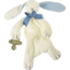 Photo of Maud n Lil Organic Cotton Comforter (Bunny) - Blue/White