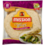 Photo of Mission Wraps Zesty Garlic Herb 8pk