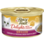 Photo of Fancy Feast Adult Delights With Cheddar Chicken & Cheddar Cheese Feast In Gravy Grilled Wet Cat Food 85g