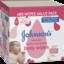 Photo of Johnson & Johnson Johnson's Skincare Lightly Fragranced Baby Wipes 80x6