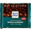 Photo of Ritter Chocolate Dark Whole Almonds 100g