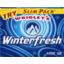 Photo of Wrigley's Winterfrsh Slim Pack