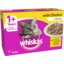 Photo of Whiskas Cat Food Pouch Chicken 12 Pack