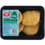 Photo of Tegel Quick Cook Crunchy Chicken Burgers 375g (Previously Frozen)