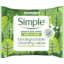 Photo of Simple Kind To Skin Face Wipes Biodegradable 25 Pack