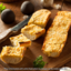 Photo of Garlic Bread With Cheese & Bacon