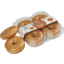 Photo of The Happy Donut Co Iced Donuts Caramel Flavoured 4 Pack 230g