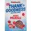 Photo of Hubbards Gluten Free Thank Goodness Berry Muesli 350g