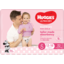 Photo of Huggies Ultra Dry Nappies Walker Girl 32pk