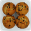 Photo of Choc Chip Muffins 4 Pack
