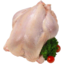 Photo of Nichols Whole Stuffed Chicken Random Weight