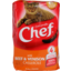 Photo of Chef Cat Food Pouch Beef & Venison 4 Pack