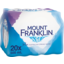 Photo of Mount Franklin Spring Water Multipack Bottles 20x500ml