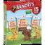 Photo of Arnott's Tiny Teddy Variety 15 Pack 375g