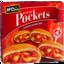 Photo of McCain Pizza Pockets Cheese & Bacon 400g