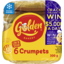 Photo of Golden Crumpet Rounds 6x300g